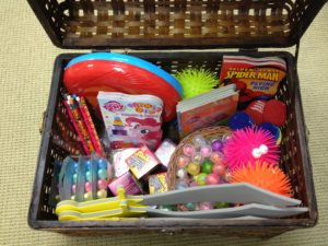 dental office prize box